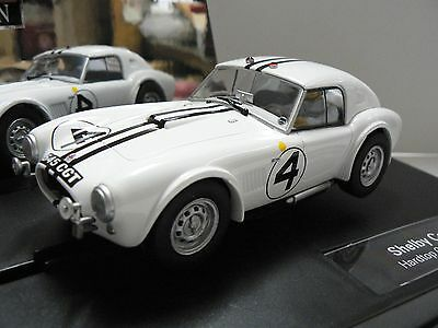 Carrera Evolution 27411 Shelby Cobra 289 Hardtop Coupe `63 Np.4 NEW