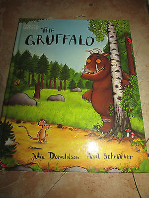 The Gruffalo Hardback Childrens Reading/picture Book By Julia Donaldson