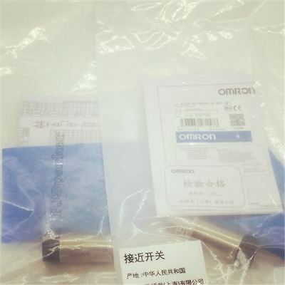 1Pcs Omron Brand New Photoelectric Switch E2A-M12KS04-WP-B1 ce