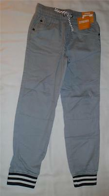 NEW Boys Size 7 Gymboree Pants Gray Joggers Light Weight 2016 Line $32 NWT