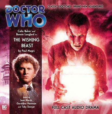 The Wishing Beast (Doctor Who), Paul Magrs | Audio CD Book | 9781844352845 | NEW