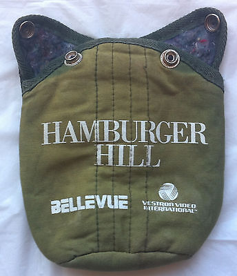 Hamburger Hill Canteen Pouch Promotional Vestron promo collectible Video Store