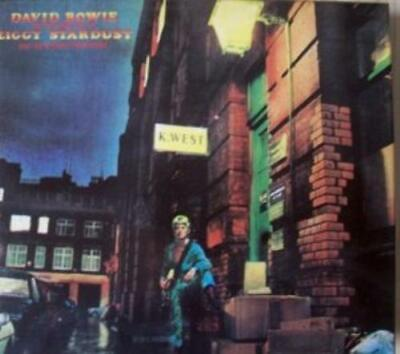 David Bowie : Ziggy Stardust (French Import) CD Expertly Refurbished Product