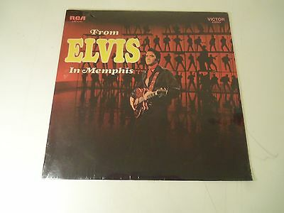 FACTORY SEALED LP From ELVIS In Memphis RCA VICTOR LSP-4155 STEREO