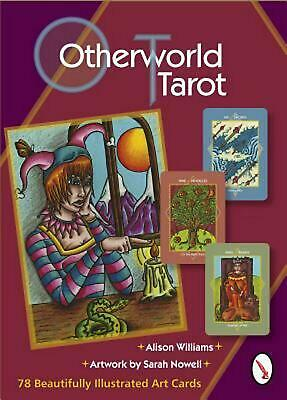 Otherworld Tarot by Alison Williams (English) Paperback Book Free Shipping!