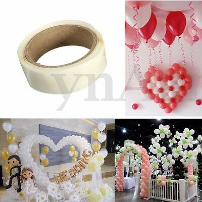 300 Clear Double Sided Sticky Glue Dots Adhesive Tape For Craft Candle Making