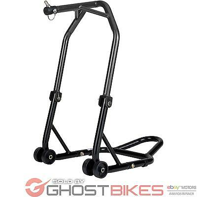 Motorcycle Front Head Stock Paddock Lift Stand Motorbike Race Bike Ghostbikes