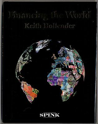 Great new book by Keith Hollender - Financing The World