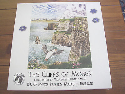 The Cliffs of Moher Jig Saw Puzzle, 1000 pieces