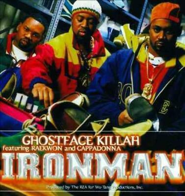 Ghostface Killah - Ironman New Vinyl Record