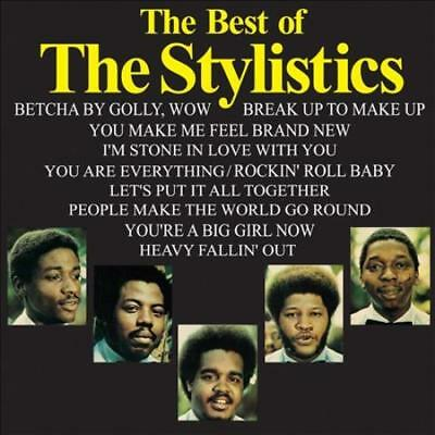 The Stylistics - The Best Of The Stylistics [Amherst] Used - Very Good Vinyl Rec