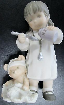 "Kim Anderson Pretty As A Picture Figure ""love Makes The Medicine Go Down"" Figure"