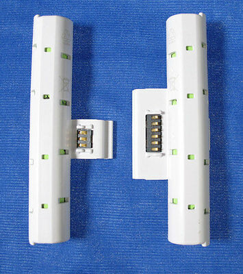 2.4V LeapFrog LeapPad2 (L + R) Rechargeable Battery Pack Set ReCharger Batteries