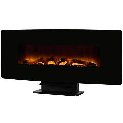 "Muskoka Curved Wall Mount 42"" Electric Fireplace"