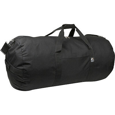 """Everest 40"""" Round Duffel 2 Colors Travel Duffel NEW"""