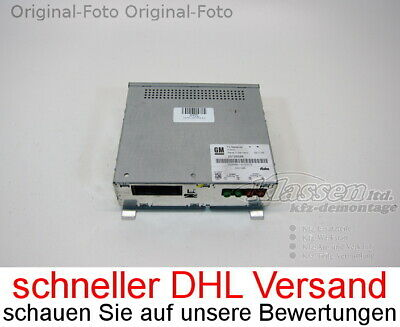 TV Tuner CADILLAC STS CTS 05.05- 25726568