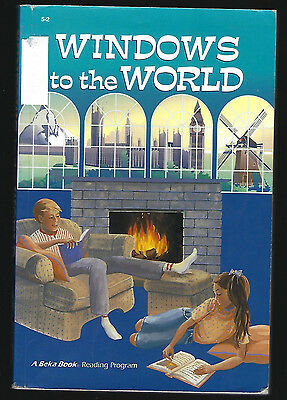 Abeka Windows To The World Student Reading Book 5th Grade Home School