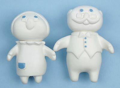 Vintage PILLSBURY DOUGHBOY Grandparents Granmommer Granpopper
