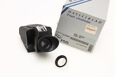 Hasselblad PM5 Prism Viewfinder, Box. Fits V System. 501CM, 503CX, 2000F 359298