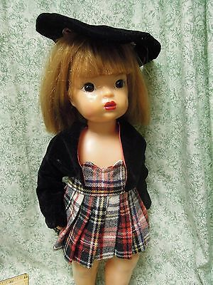 TERRI LEE doll outfit:  3-piece Scottish outfit   jh-45