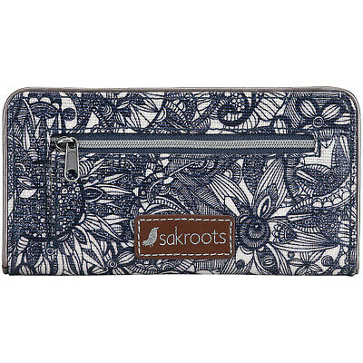 Sakroots Artist Circle Slim Wallet 18 Colors Women's Wallet NEW