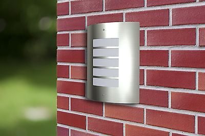 Wall Light Sconce Fixture Lamp RVS Pathway LED Modern Outdoor Indoor Industrial