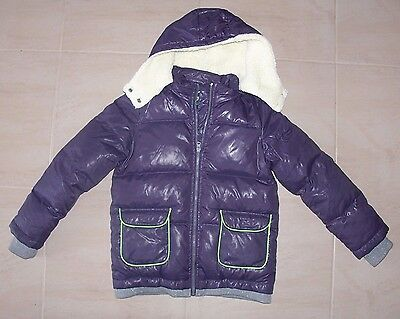 UNIVERSAL TRAVELLER - Girls Puffer Style Jacket with Down Feather - L ( 14 )