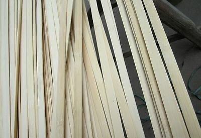 10XVaired sizes  Bamboo Strips  Making Horn/recurve/Long Bows Wholesale amounts
