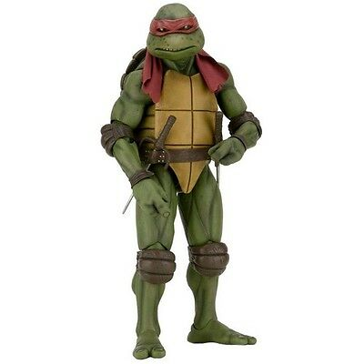 New 1/4 Teenage Mutant Ninja Turtles RAPHAEL Figure Toy NECA