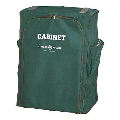 Disc-O-Bed Cabinet Matches CamOBunk - Green Outdoor Accessorie NEW