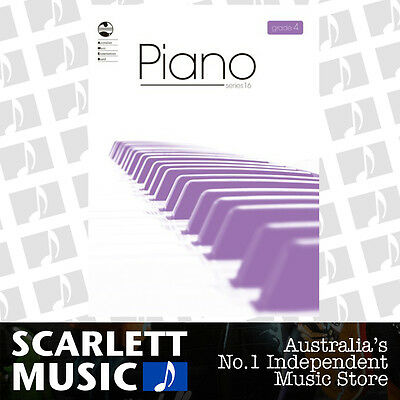 AMEB Piano Grade 4 Series 16 Book *BRAND NEW*