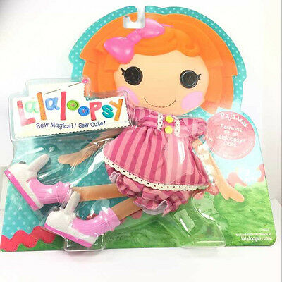 Fashion Pajamas Suit & Shoes Lalaloopsy Full Size Doll Outfit Clothes Dress
