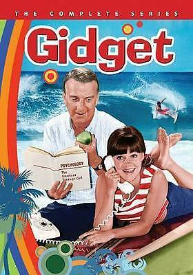 Gidget: The Complete Series (DVD, 2014, 3-Disc Set) Brand New