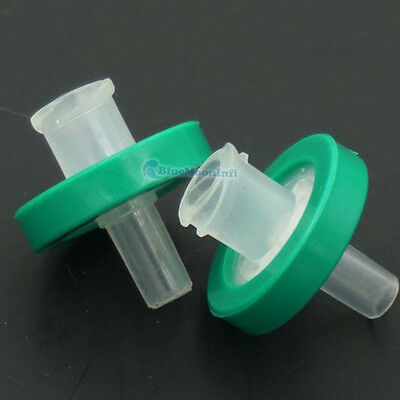 13mm 0.22µm 0.45µm Syringe Filter Driven Membrane Green Blue nylon Pick BBBMMM1