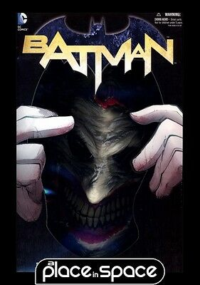 Batman Death Of The Family Book & Joker Mask Set - Graphic Novel