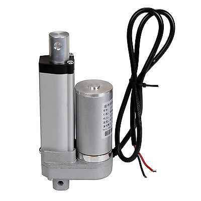 """DC24V 50mm 2"""" Linear Actuator Motor Multi-function 1500N For Medical ,Autos,Car"""