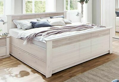 stabiles doppelbett vollholz kiefer 180 x 200 eur 29 00 picclick de. Black Bedroom Furniture Sets. Home Design Ideas