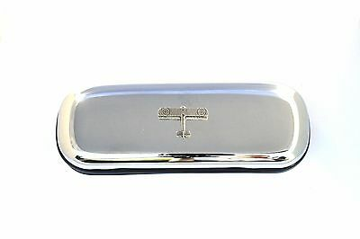 Biplane WWI Glasses Case Or Pen Case FREE ENGRAVING Plane Pilot Gift
