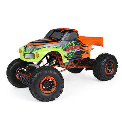 HSP 2.4Ghz 1/10 Electric RC 4WS Rock Crawler Truck RTR 94180T2 4WD 88028