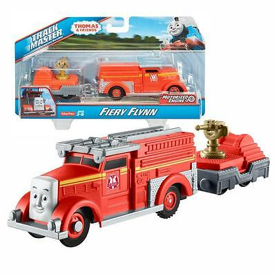 Thomas and Friends - Locomotive Fiery Flynn - Trackmaster Revolution Mattel