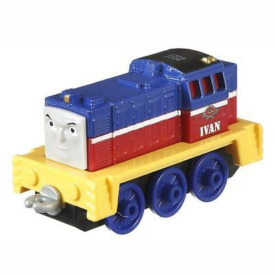 Thomas and Friends - Locomotive Racing Ivan - Adventures Mattel