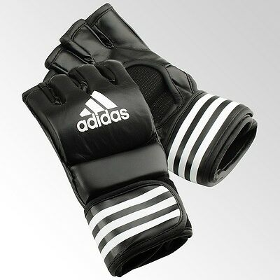 Ultimate Fight Glove, adidas MMA Handschuh, Klettverschl,