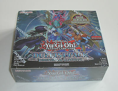 Yu-Gi-Oh - Duelist Pack: Dimensional Guardians - Display - NEU & OVP - Deutsch