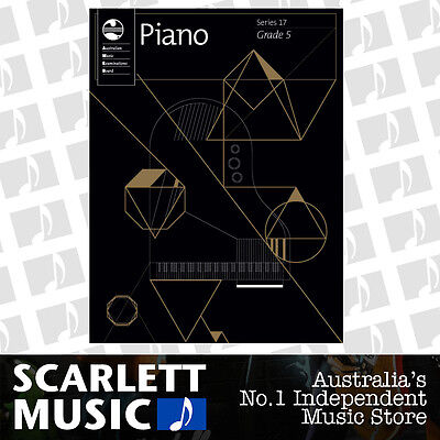 AMEB Piano Series 17 Grade 5 Book *BRAND NEW*