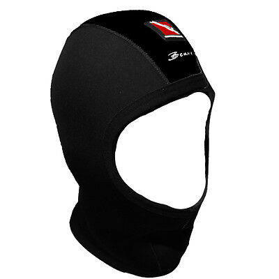 Beaver Sports Aquaflex, Most Comfortable, 3mm Neoprene HOOD - Dive Surf Kayak
