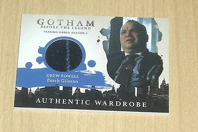 2017 Cryptozoic Gotham season 2 wardrobe costume Drew Powell Butch Gilzean M24