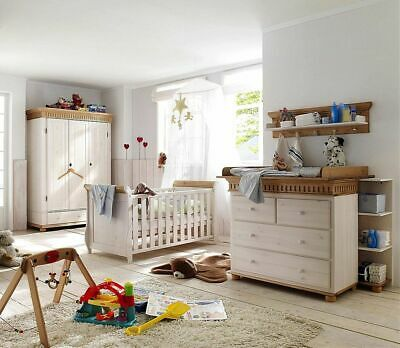 7 teiliges babyzimmer eur 1 00 picclick de. Black Bedroom Furniture Sets. Home Design Ideas