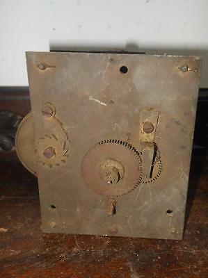 fusee dial clock movement