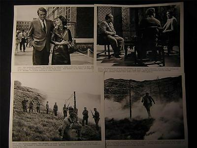 1969 Gregory Peck The Chairman VINTAGE 8 MOVIE PHOTO LOT 638A