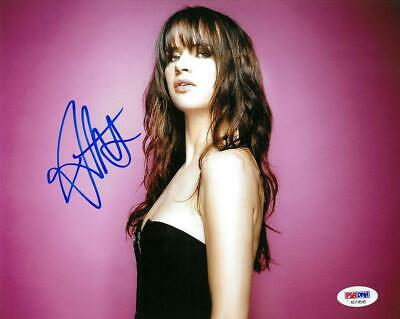 Juliette Lewis Signed Authentic Autographed 8x10 Photo PSA/DNA #AD14545